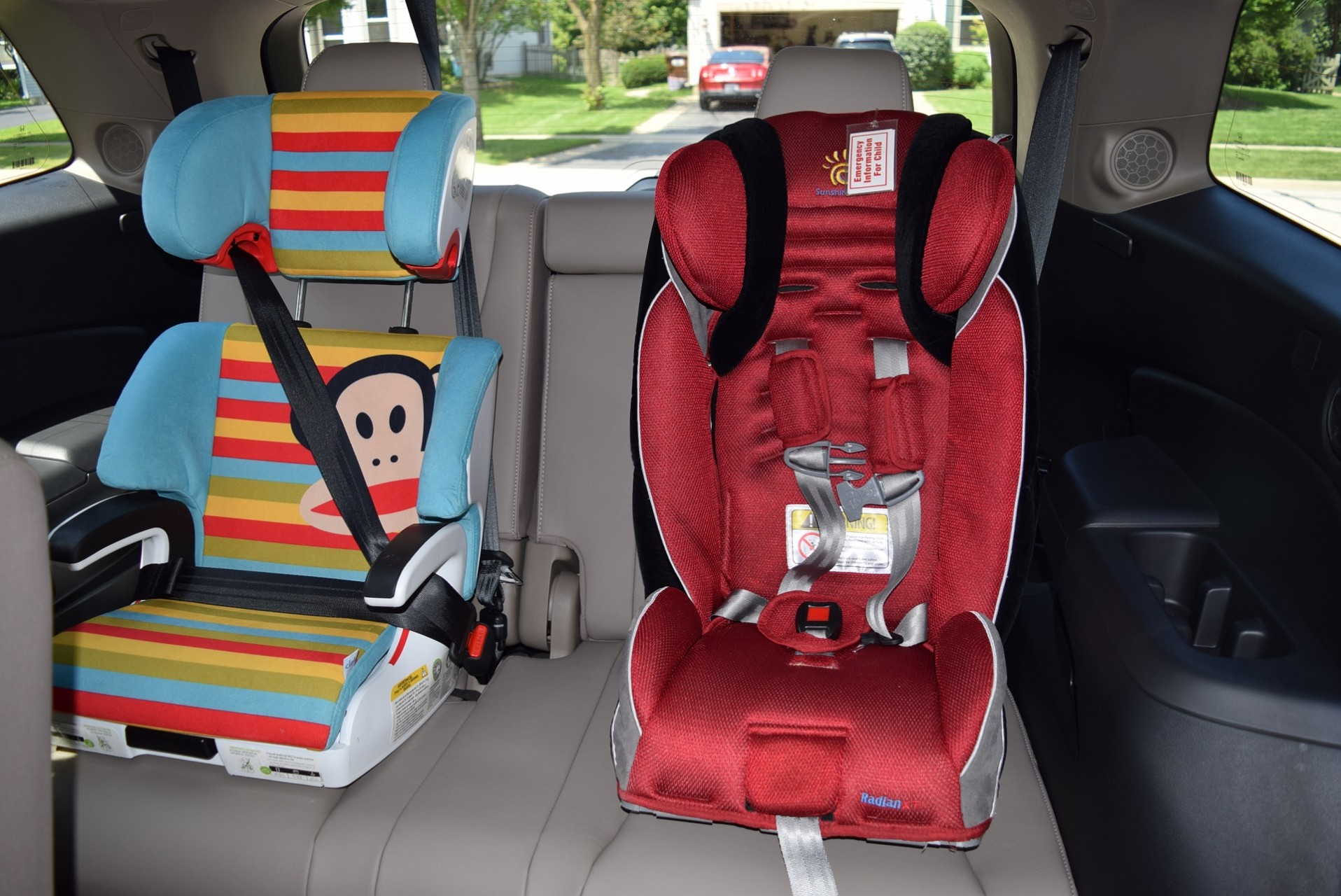 Narrow Toddler Car Seat