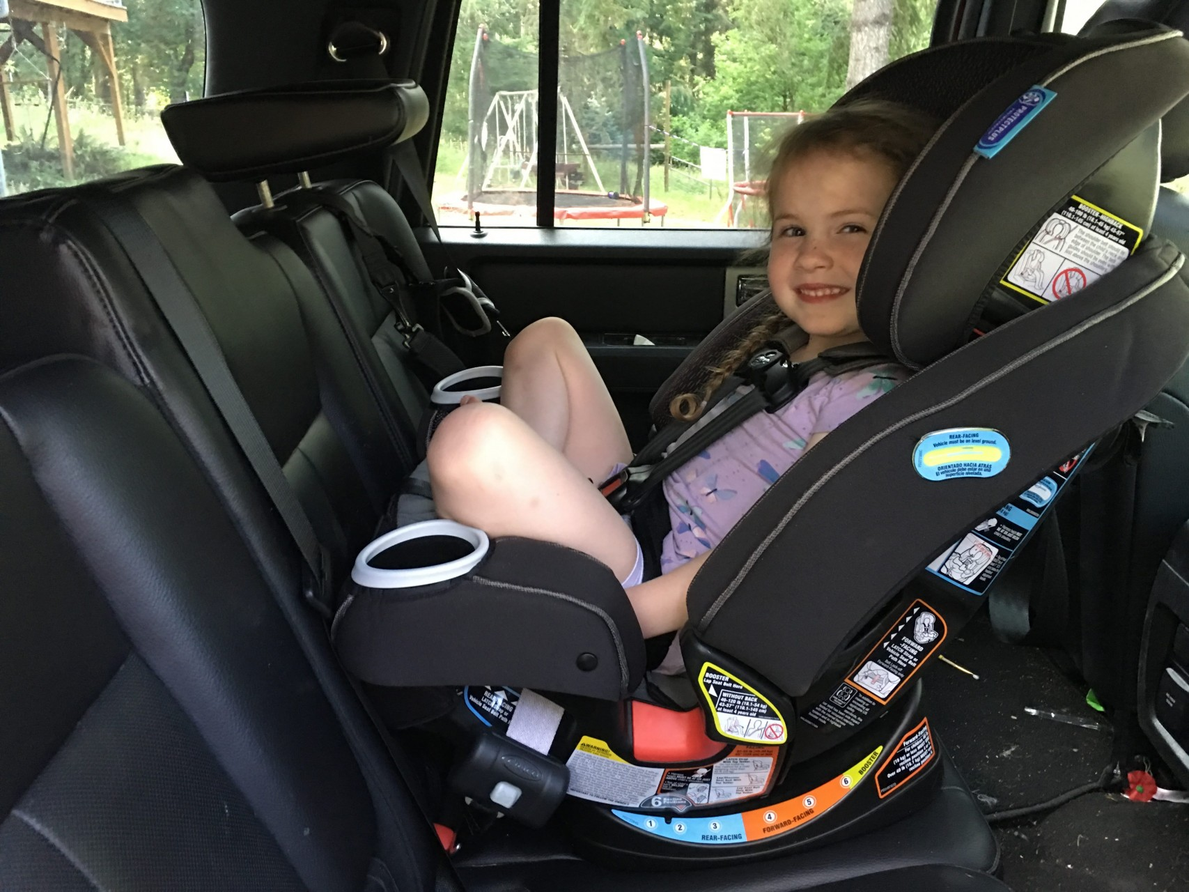 Rear Facing Car Seat Age 4 Carseatblog The Most Trusted Source For Car Seat Reviews