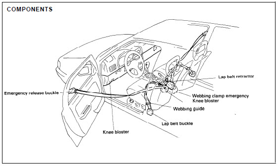 1991 hyundai excel wiring diagram and electrical system