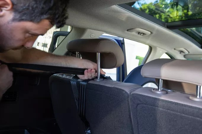 Rear Facing Car Seat How To Install Baby Car Seat Installation How To Install A Car Seat