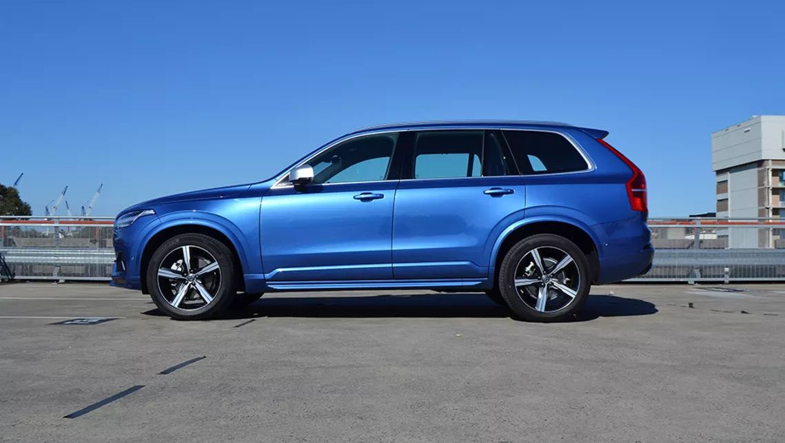 volvo xc90 2018 review t6 r