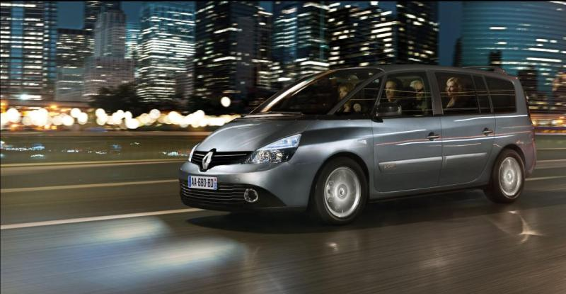 2014 Renault Espace Wallpapers