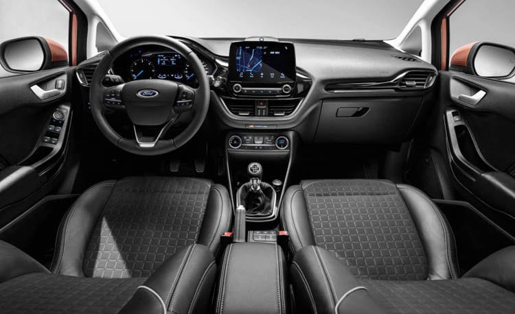Ford Mondeo Interieur 2018 Ford Fiesta Design, Interior, Performance, Price