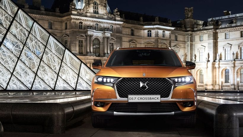 Diesel Wallpaper Cars 2018 Ds7 Crossback Styling Interior Exterior Price