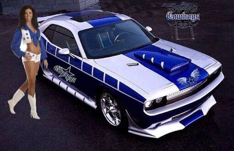 Girl Mustang Wallpaper Top 10 Best Looking Dallas Cowboys Cars 2018