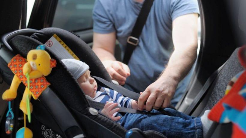 2015 Honda Fit Car Seat