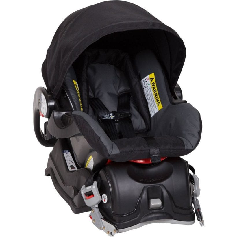 Narrow Baby Car Seats For Those Who Drive Sports Cars