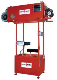 Carson Equipment | Clean Burn | Waste Oil Furnaces