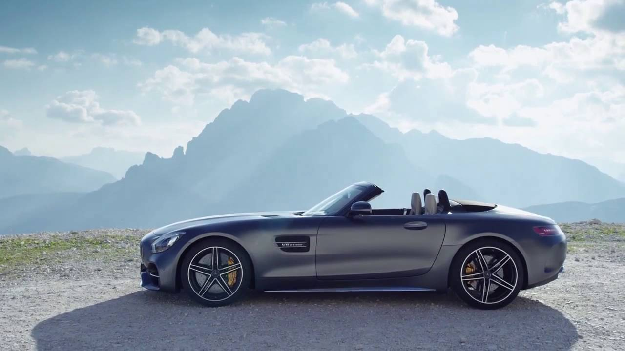 Mercedes Amg Gt C Roadster 2017 Mercedes Benz Amg Gt 2017 Now Roadster Outstanding Cars