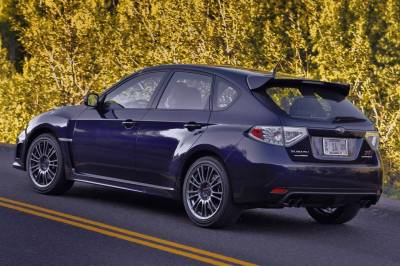 Subaru Impreza WRX STi III 2007 - 2014 Hatchback 5 door :: OUTSTANDING CARS