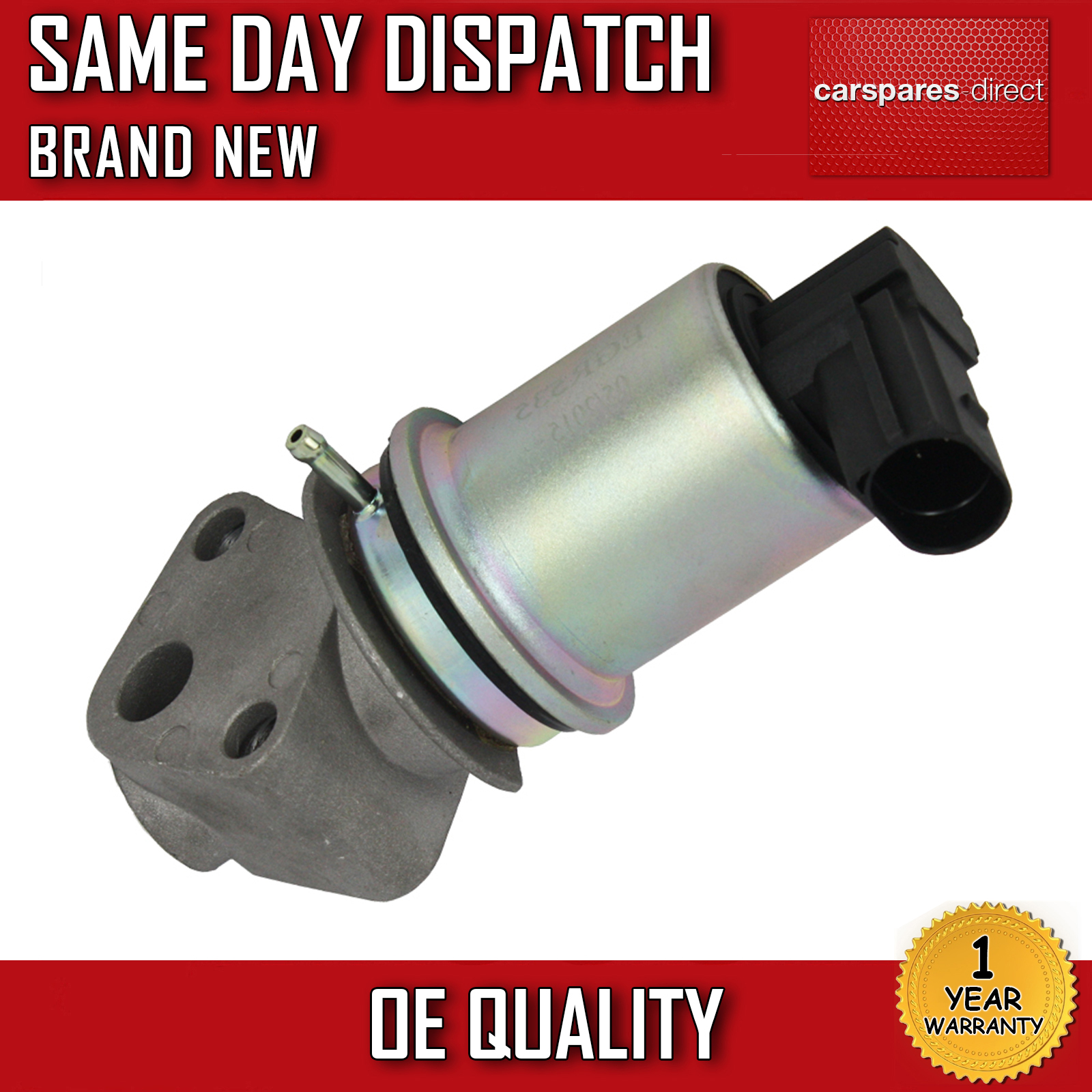 Brand New Vw Polo Vw Polo 1 2 1 2 12v Egr Valve Exhaust Gas Recirculation