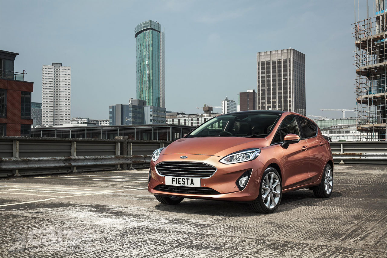 Uk New Car Sales New Ford Fiesta Starts To Arrive At Uk Dealers Which