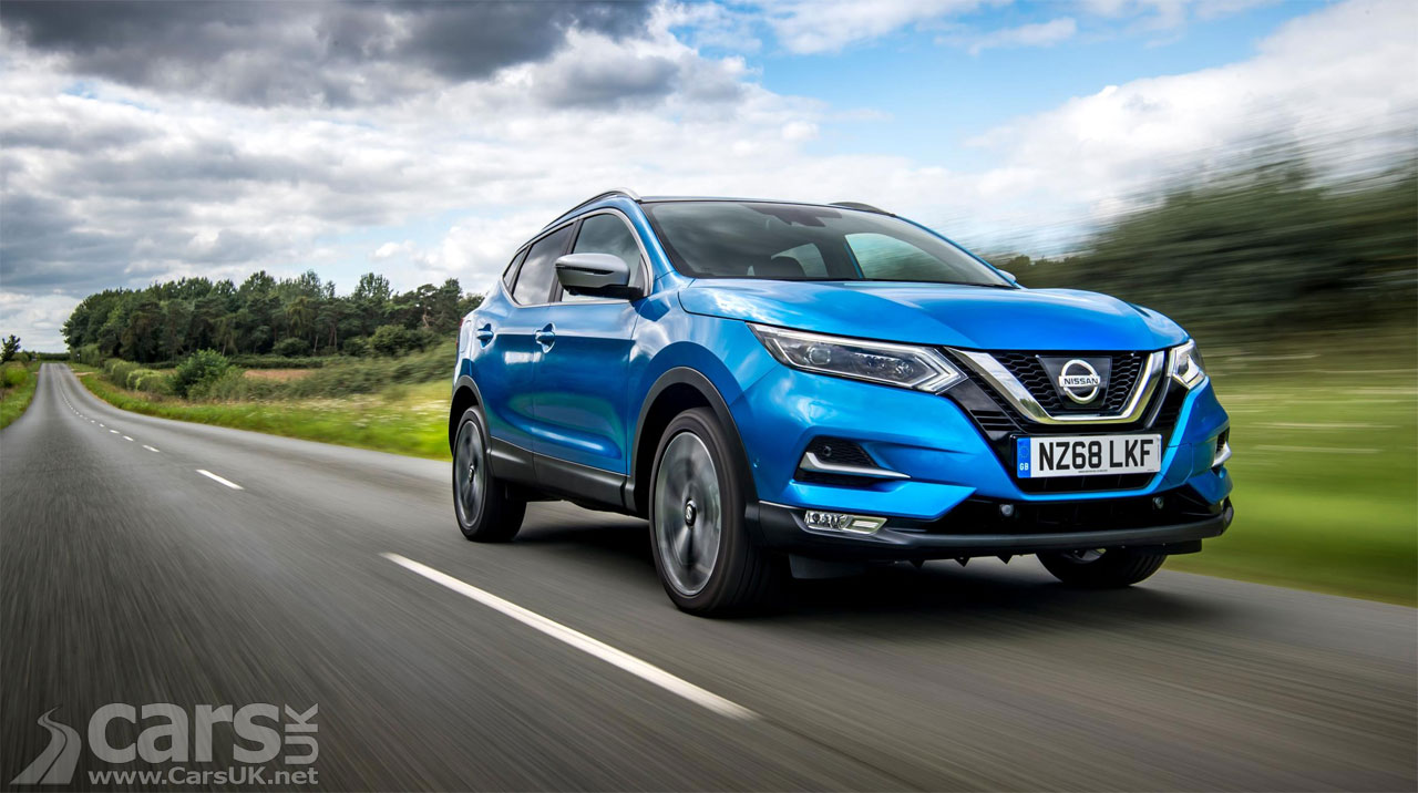 Litre Diesel Nissan Qashqai Gets Upgraded 1 5 Litre Diesel Engine Cars Uk