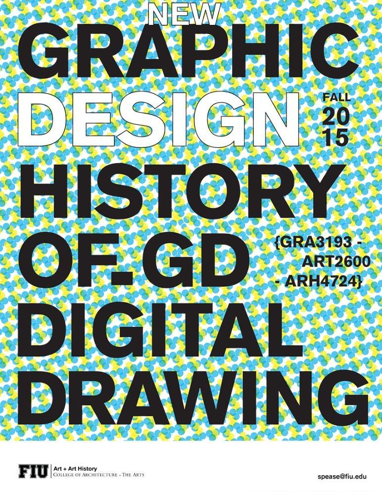 FIU Introduces New BFA in Graphic Design \u2013 CARTA News