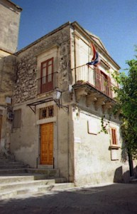 casa natale di Salvatore Quasimodo a Modica