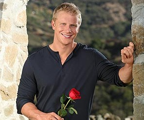 "Sean Lowe as ""The Bachelor"""
