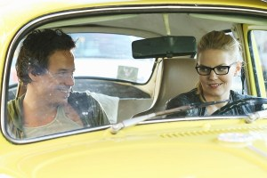 Once Upon a Time - Michael Raymond-James and Jennifer Morrison