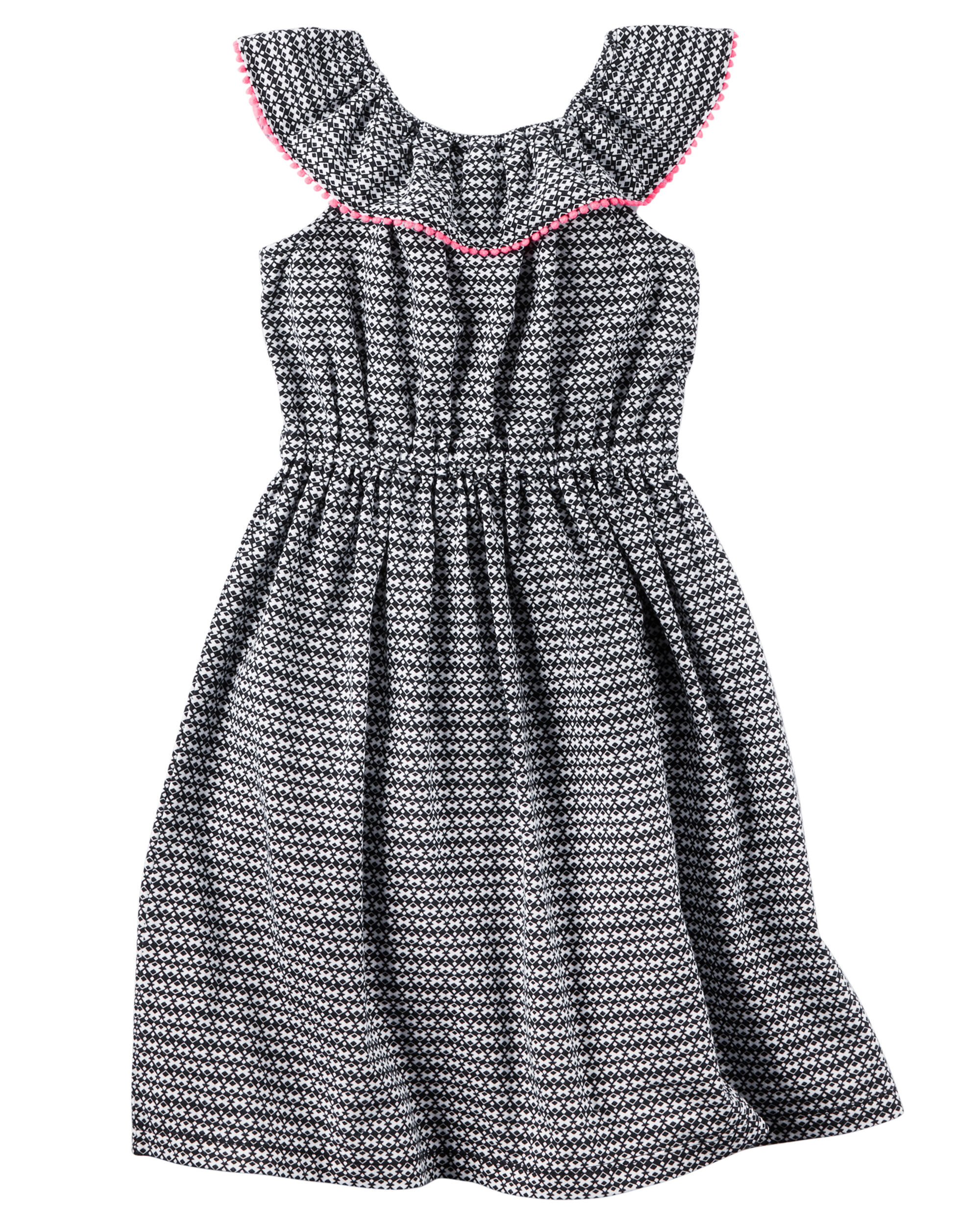 Maxi Baby Name Jersey Ruffle Maxi Dress Carters