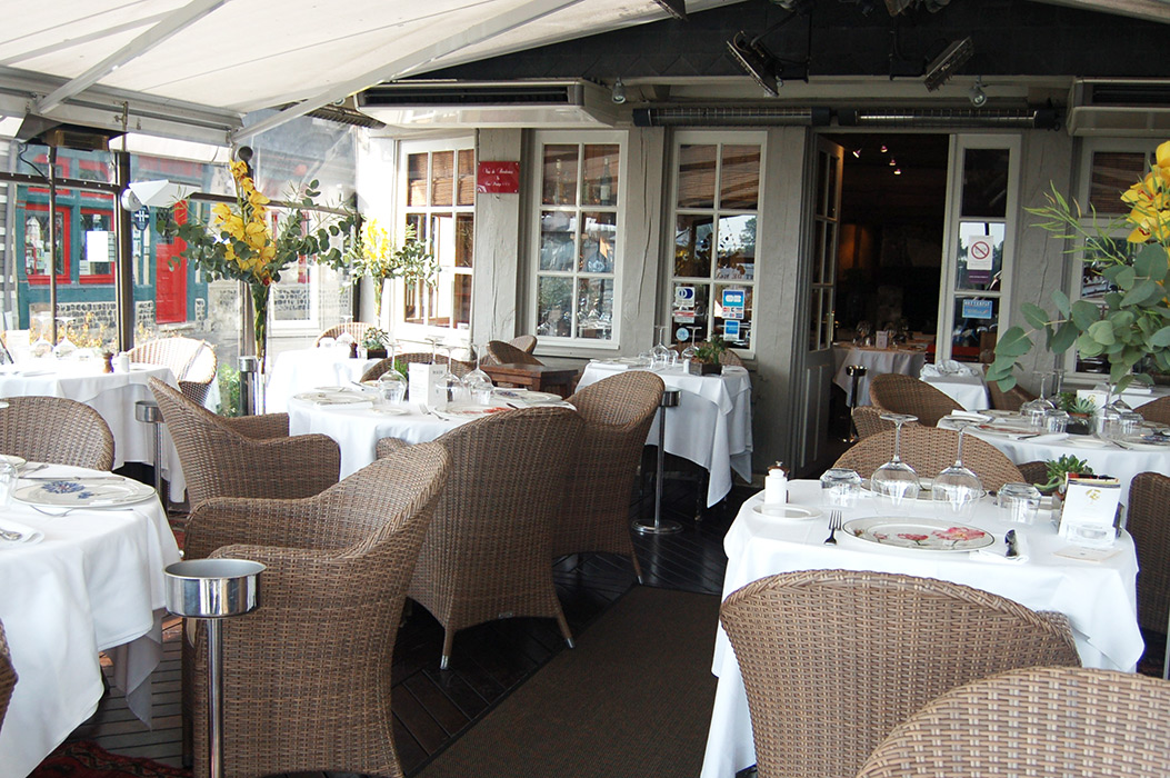 Restaurant Terrasse Angers L'absinthe | Carte Sur Tables