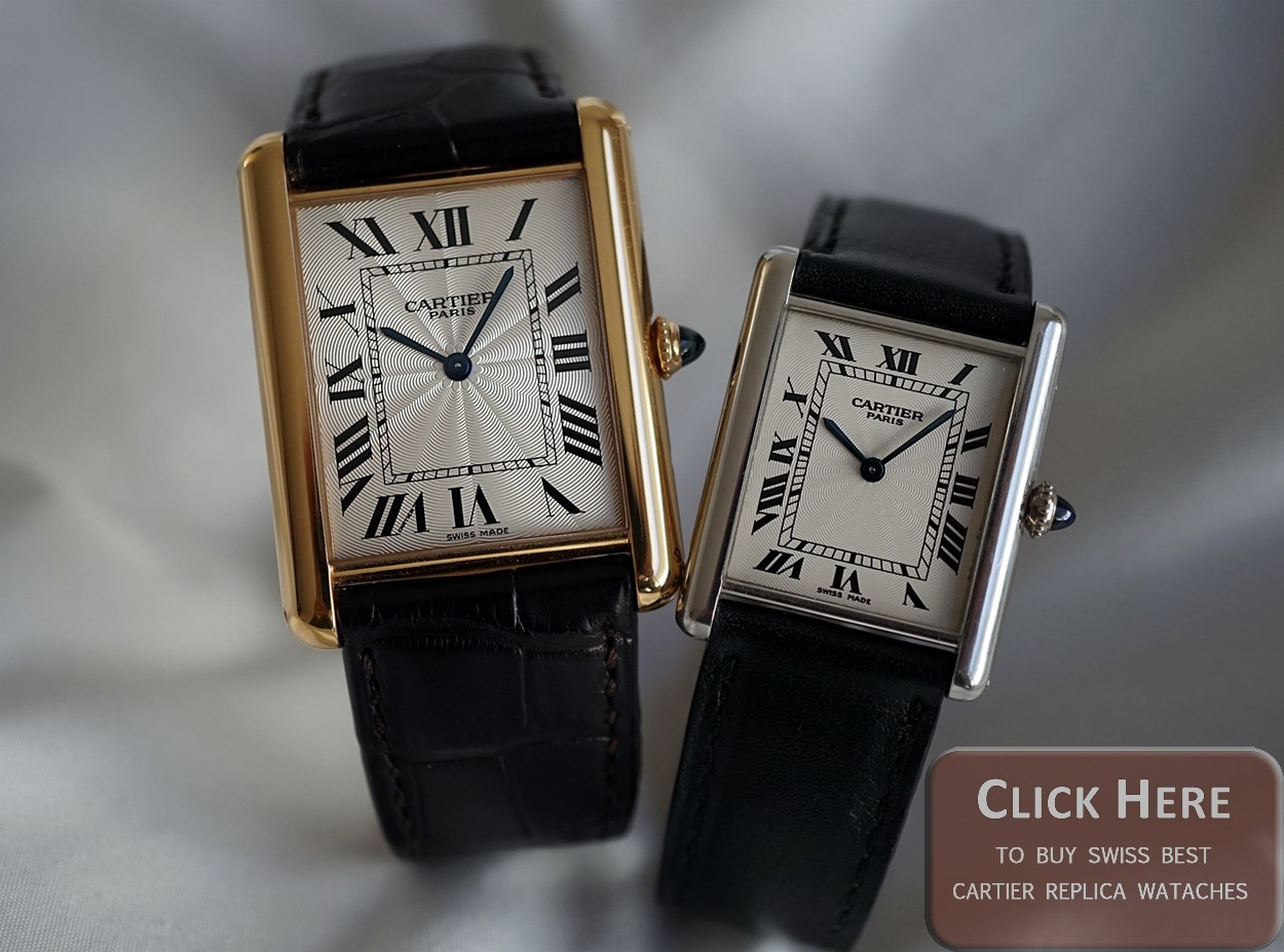 Movement Replica Swiss Watch Our Biggest Sale On Swiss Replica Cartier Tank Watches