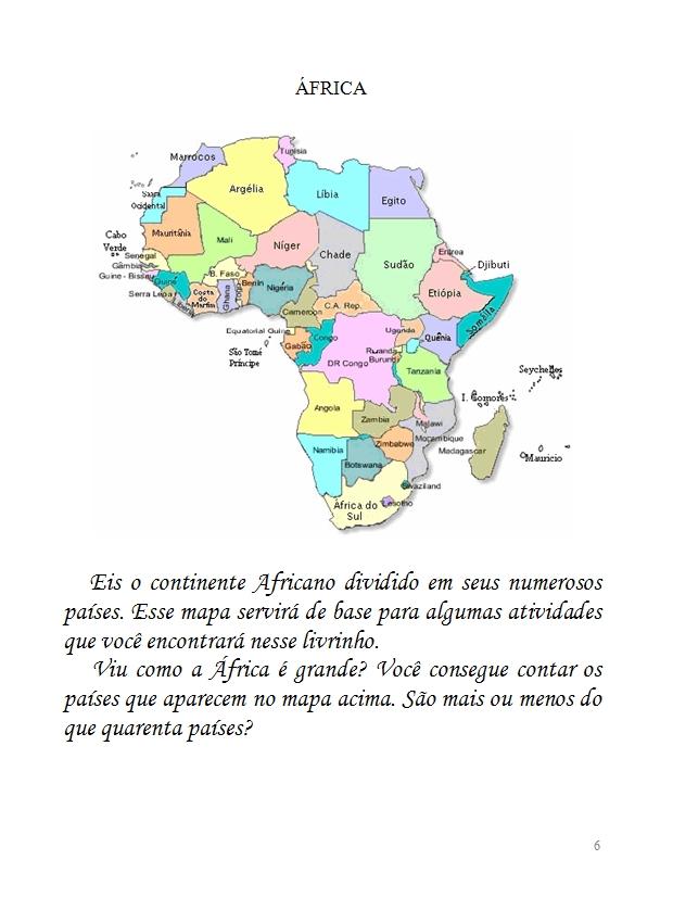 África Divertida « Cartografia Escolar
