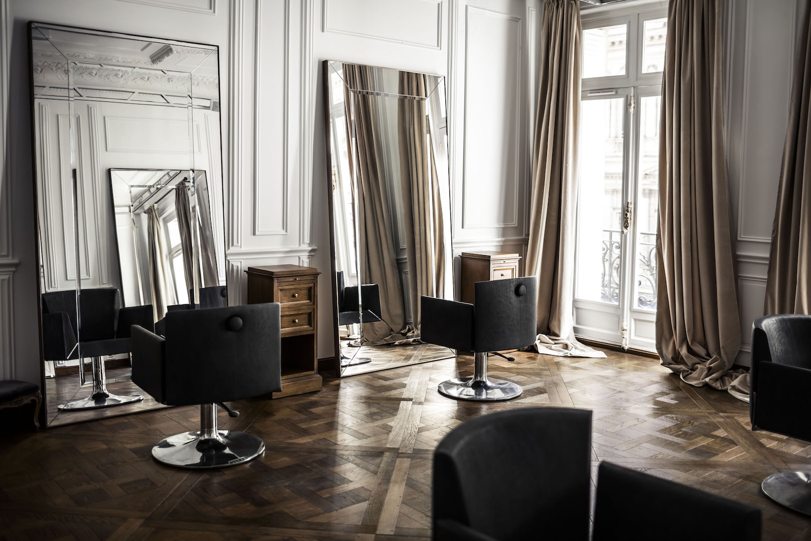 Hair Salon In Paris Balmain Hair Couture Carton Magazine