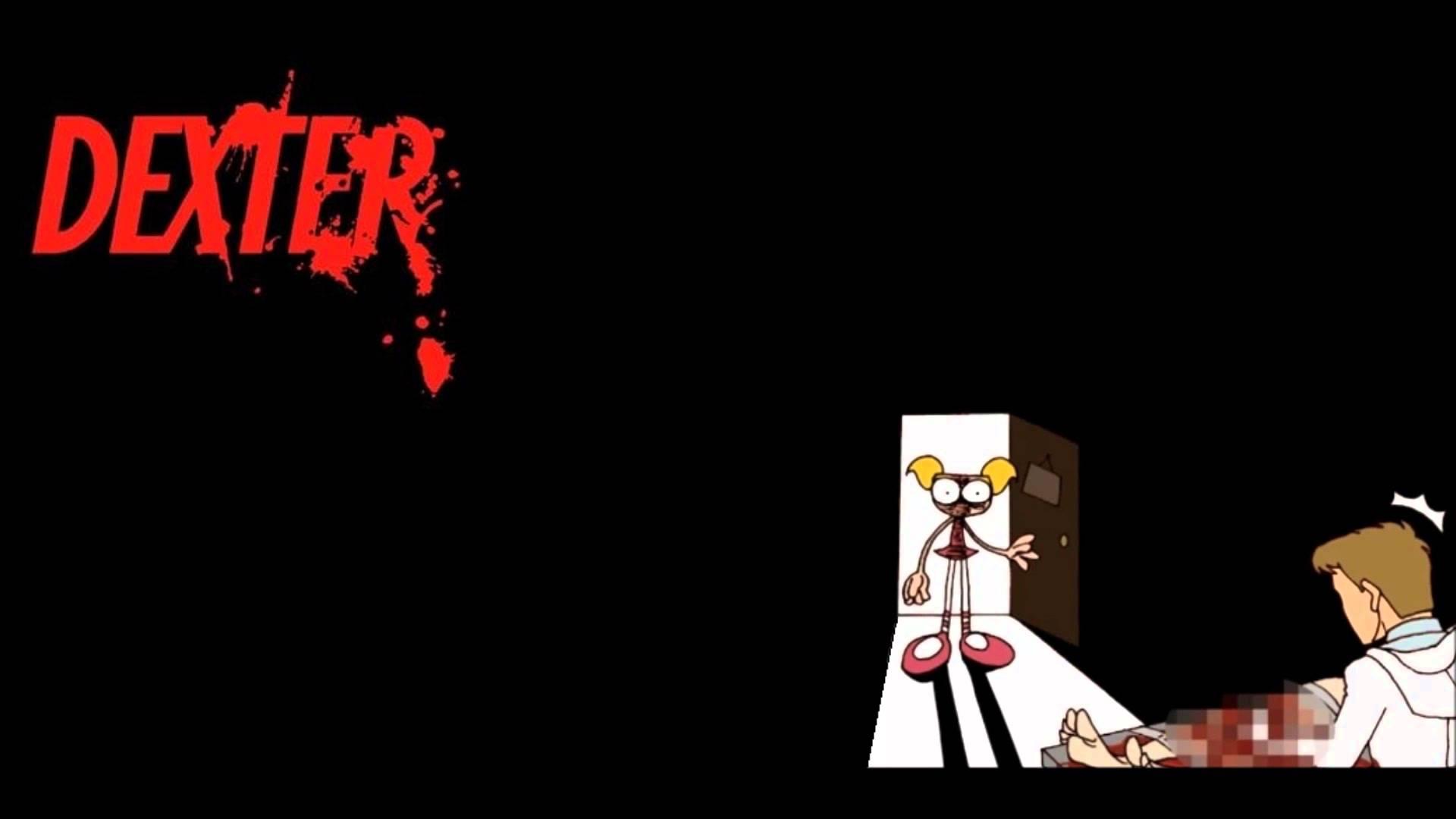 Cartoon Fall Wallpaper 35 Dexter Wallpaper For Desktop