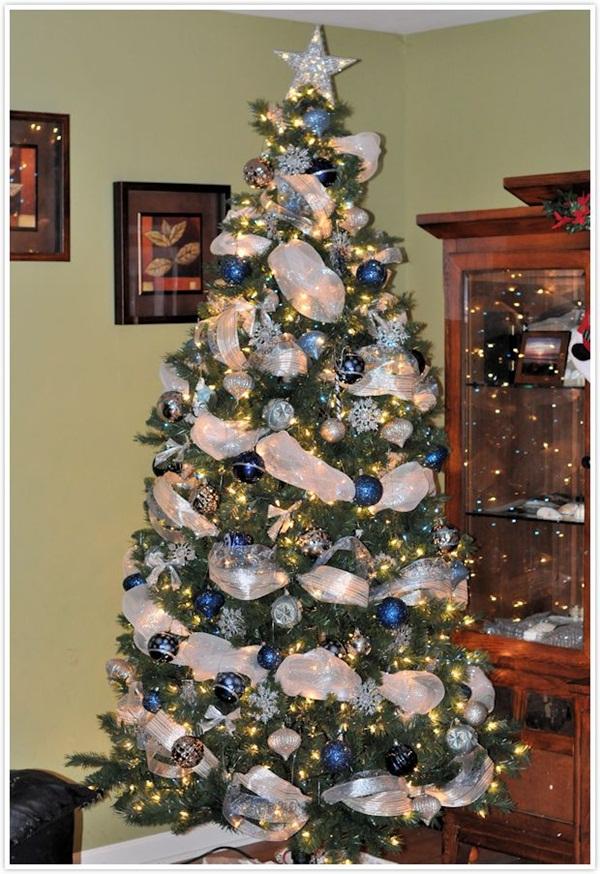 Simple Christmas Tree Decorations Ideas