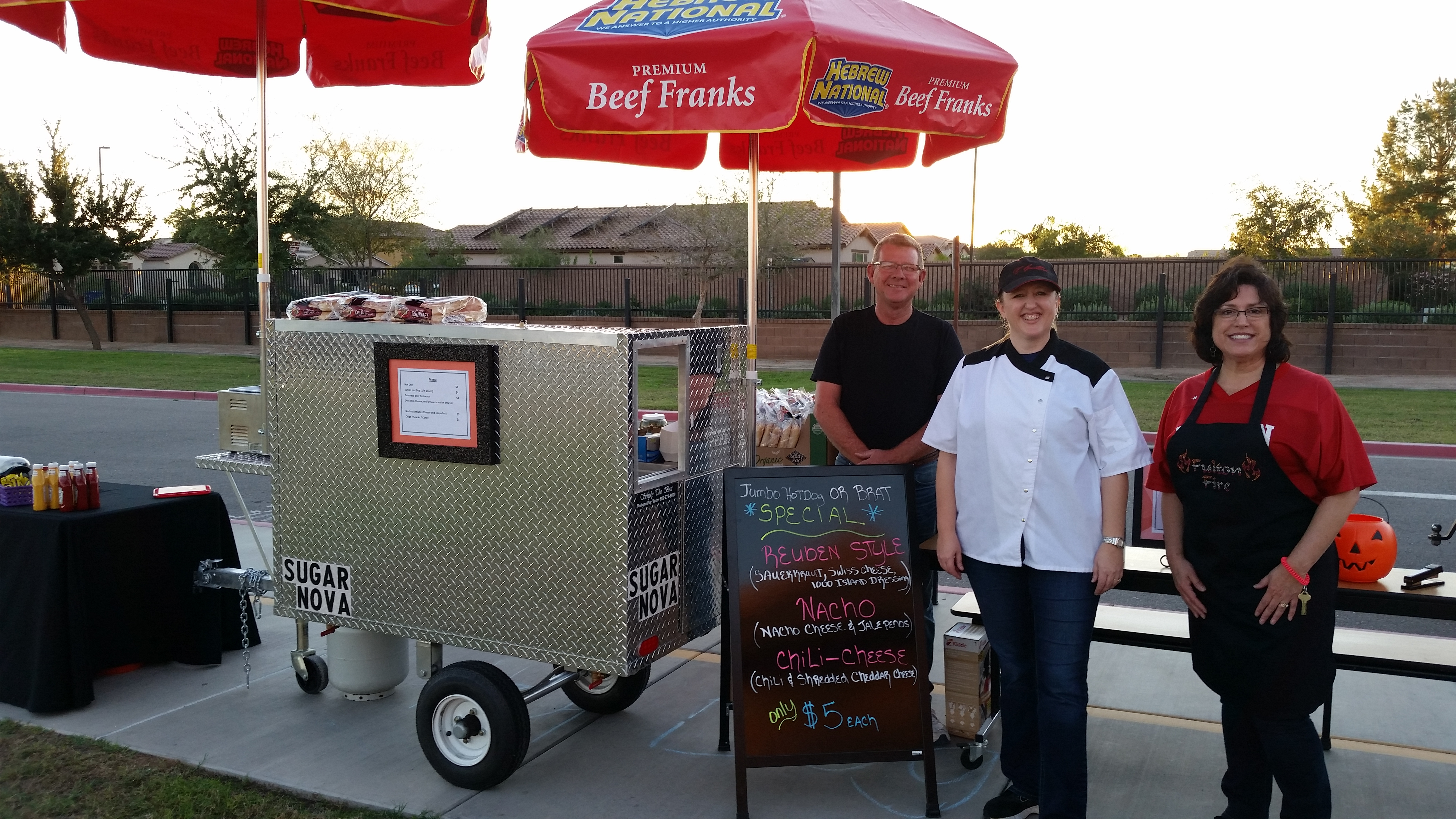 Carte Blanche Gourmet Tacos Admin Carts By Victor