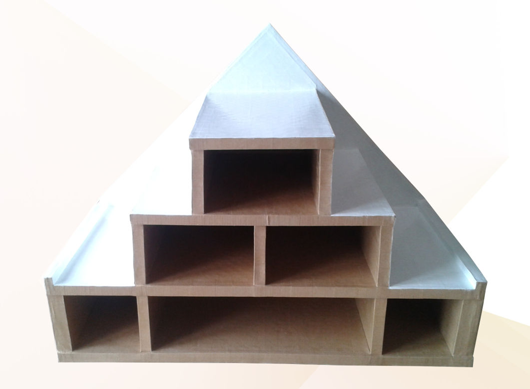 Meuble Triangle Meuble Pyramide Cartsandra B