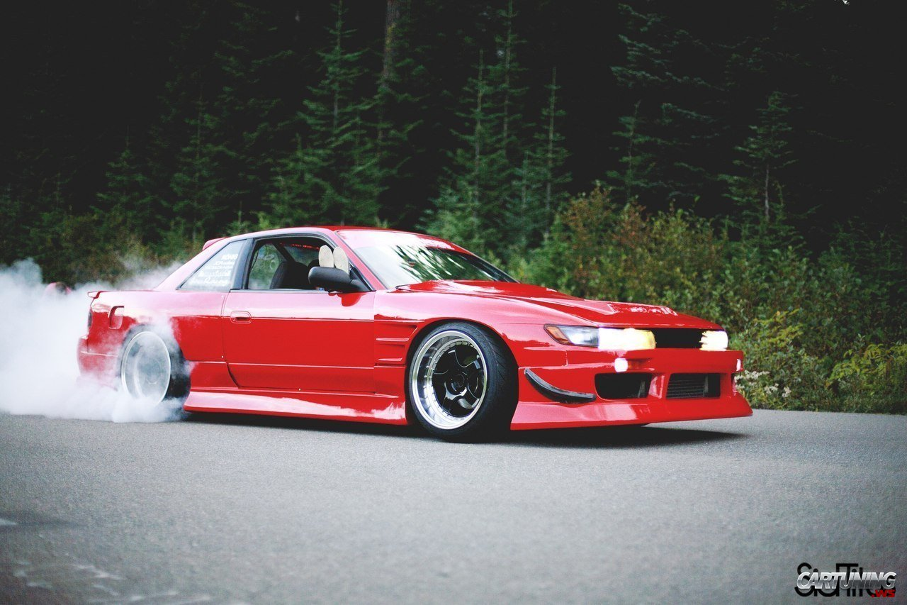 S13 Tuning Nissan Silvia S13 Cartuning Best Car Tuning