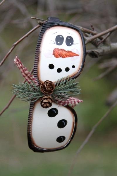 diy-snowman-christmas-tree-decorations