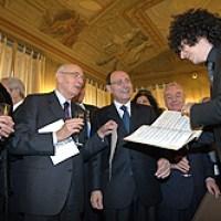 Giovanni Allevi, Cavaliere della Banalità al merito della Repubblica italiana