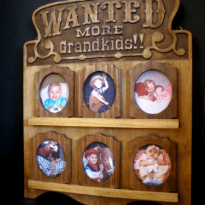 More Grandkids Wanted Poster