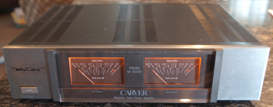 Black Friday ? Carver M-500t Mk Ii Modification Upgrade For Sale Units
