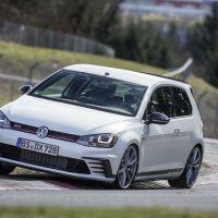 VW Golf GTi Clubsport S breaks FWD 'ring record