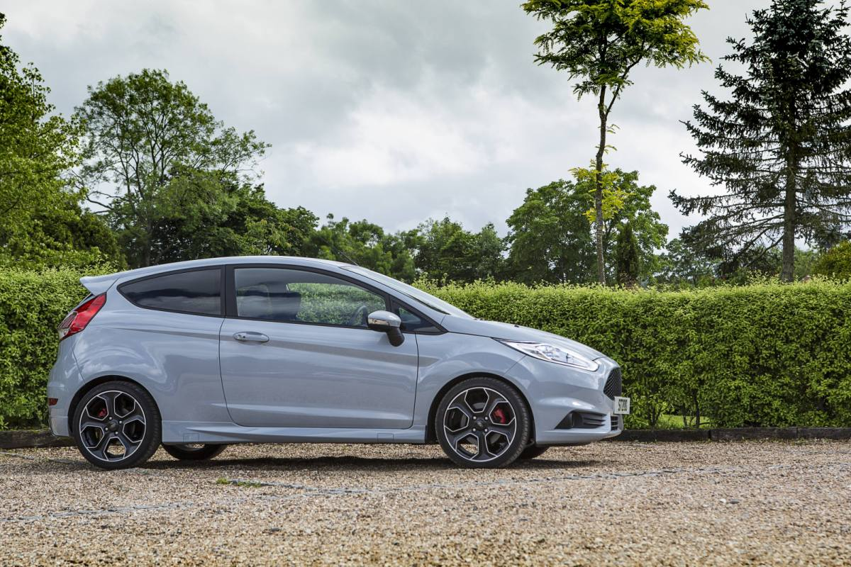Ford Fiesta St Ford Fiesta St Review Carwow
