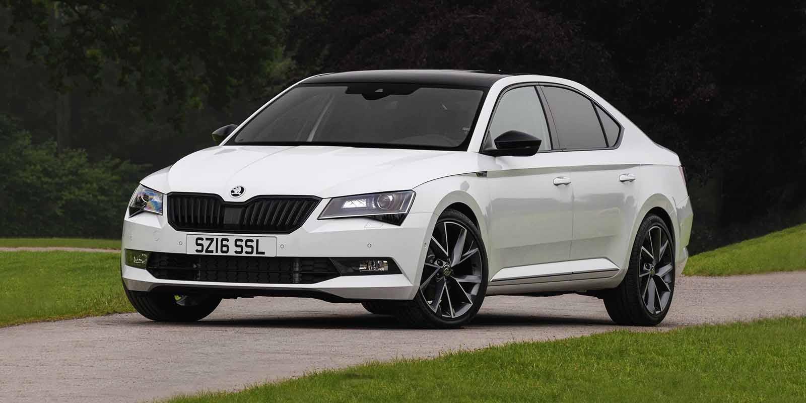 Interieur Golf 1 Sportline Skoda Superb Sportline What You Need To Know Carwow