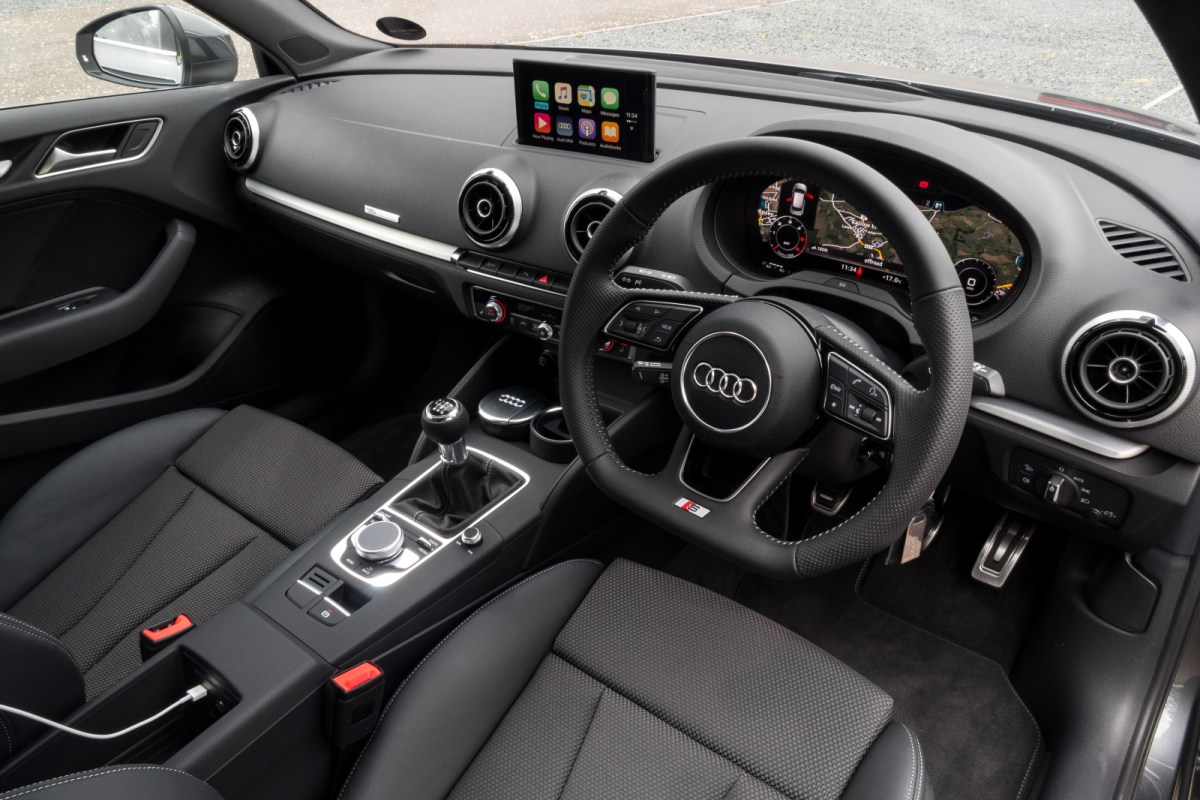 Audi A3 Sportback Interieur Audi A3 Sportback Specifications Carwow