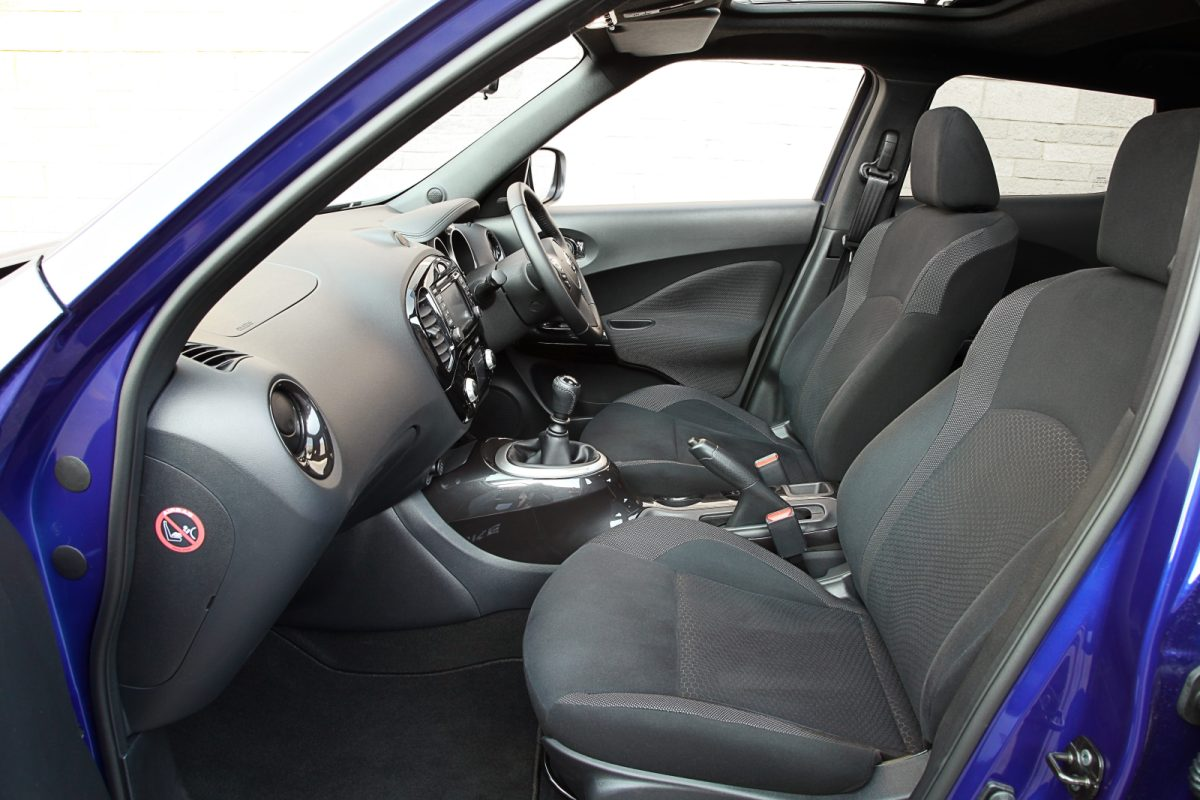 Qashqai Boot Space Nissan Juke Boot Space And Dimensions Carwow