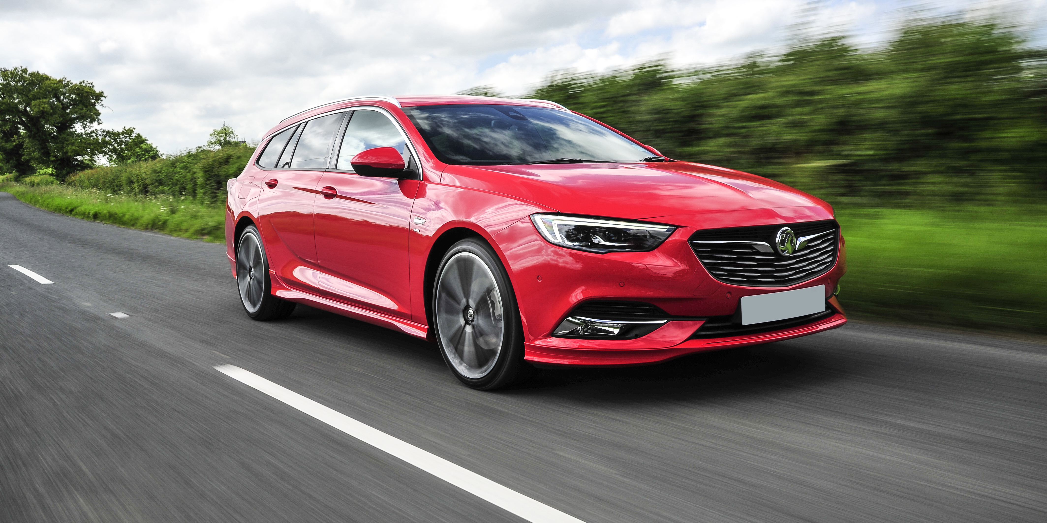 Vauxhall Insignia 2018 New Vauxhall Insignia Sports Tourer Review Carwow