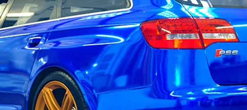 Audi RS6 Chrome