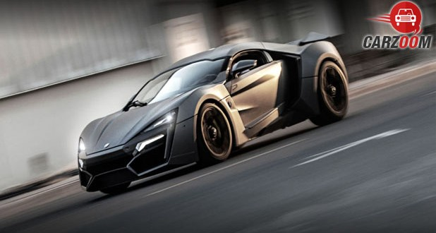 Car Zoom W Motors Lykan Hypersport Photos, Images, Pictures, Hd