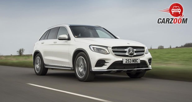 Car Zoom Mercedes-benz Glc 300 4maticprice In India, Review, Pics