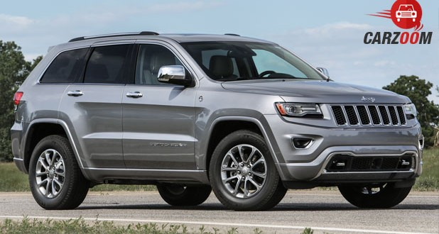 Car Zoom 2016 Jeep Grand Cherokee Photos, Images, Pictures, Hd