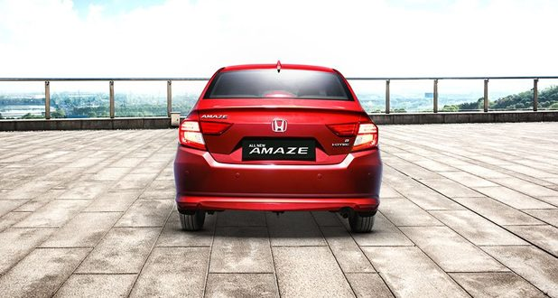 Car Zoom Honda Amaze Facelift 2018 Photos, Images, Pictures, Hd