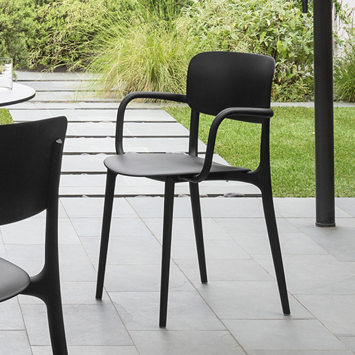 Calligaris Stuhl Calligaris Liberty Armlehnstuhl, In/outdoor | Casa.de