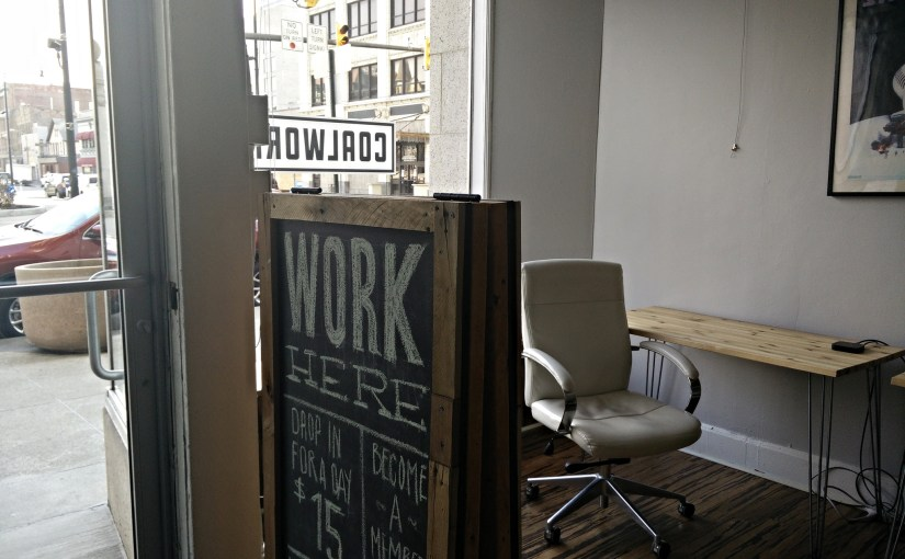 6 Months Being in a Coworking Space