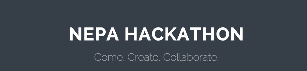 Join Me for the 1st NEPA Hackathon!
