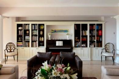 Living Room - Wall Unit